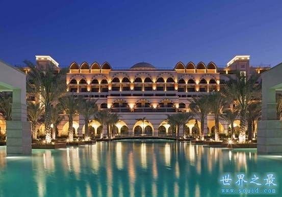 关于酒店的10个世界之最,最贵的酒店住一晚要40万