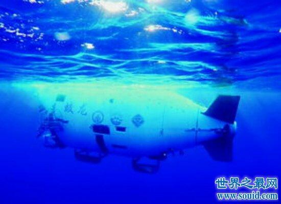 震惊!世界上最深的海沟——马里亚纳海沟将会吞没日本!