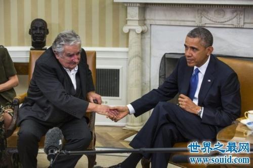 虽然他是世界最穷总统 但他也是最有爱的总统