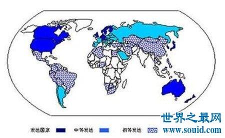 世界上有多少个国家 你知道吗 还有一些不被承认的国家