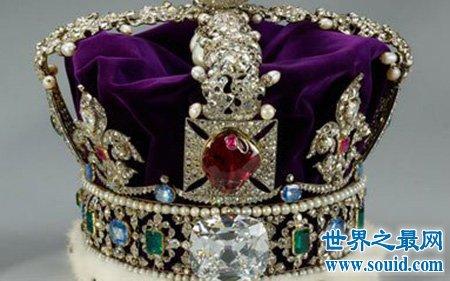 世界上最大的钻石你知道有多大吗 传说比鸽子蛋大多了
