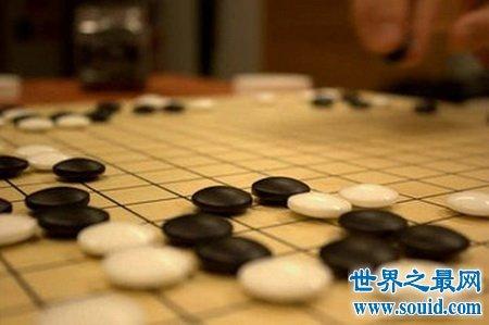 围棋世界排名 起源于中国 第一名却不是中国人