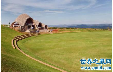 最不发达国家卢旺达,却拥有世界上最美的建筑