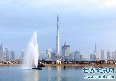 世界最高楼是哪一座 现在在哪一个国家