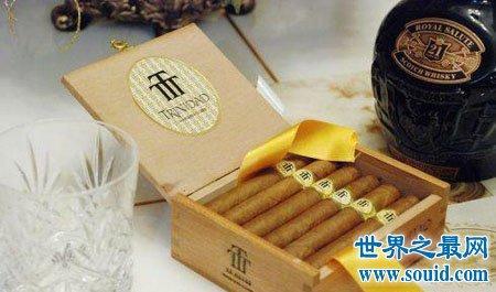 世界最贵的烟你知道是什么烟吗 出产自那个国家