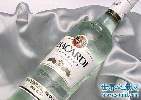 世界名酒百加得朗姆酒你喝过吗 为什么能令人如此着迷