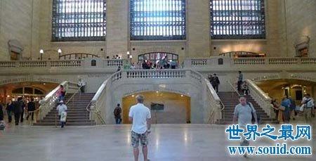 世界最大火车站在哪里 是什么样子