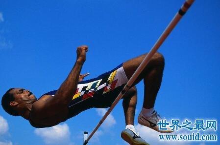 世界跳高记录者是谁,成功背后不为人知的辛酸!
