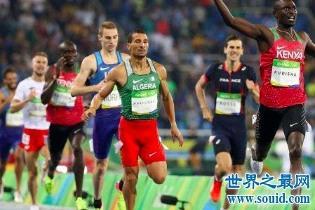 800米世界纪录,带你了解不为人知的秘密!