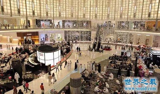 关于迪拜的30个世界之最,ATM可直接取出金条
