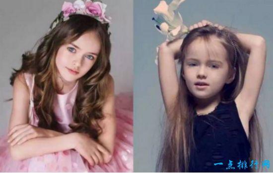 世界最美少女克里斯廷娜·碧曼诺娃,有着芭比娃娃般的精致容貌