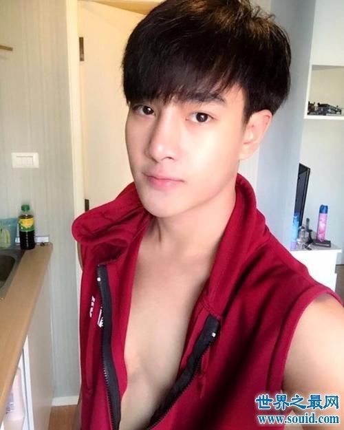泰国男明星十大帅哥排行榜,真是帅到无可挑剔!