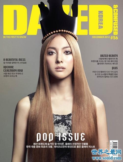 时尚杂志排名,全是出名杂志!