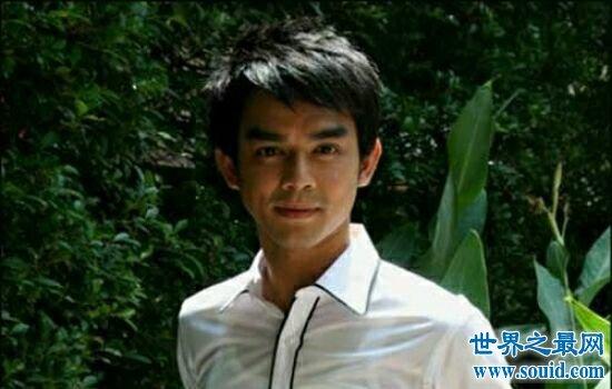 泰国男明星十大帅哥,看看有没有你喜欢的小哥哥。