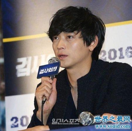 韩国娱乐圈富二代排名,没想到宋仲基家境这么好