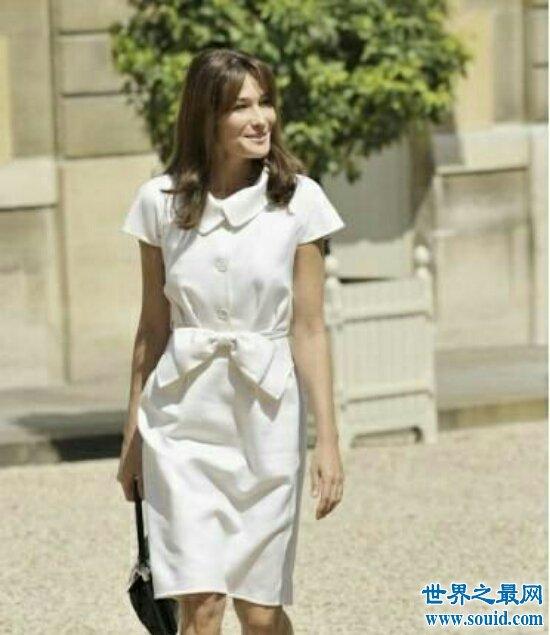 法国第一夫人布吕尼,美貌与智慧并存的王妃
