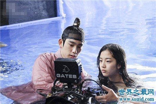超好看的韩剧蓝色大海的传说,美人鱼与骗子之间的爱情