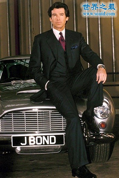 关于电影《007》的6个吉尼斯世界记录
