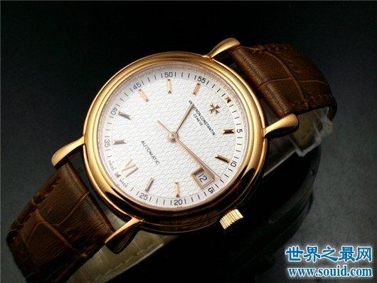 最贵的手表高达几个亿,不但买不起房,表也买不起