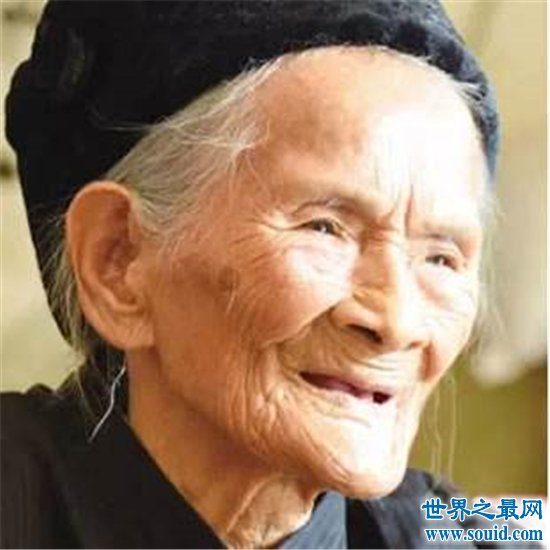 中国最年长寿星,阿丽米罕·色依提竟有128岁高寿