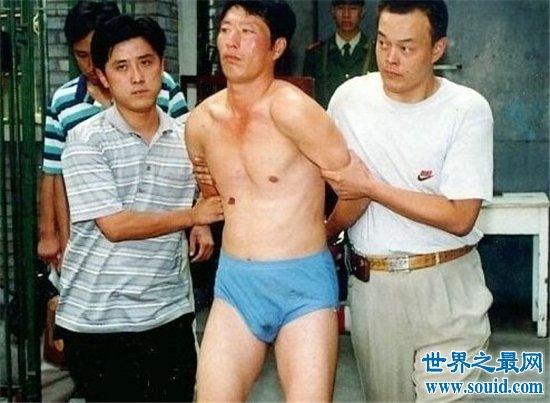 中国十大刑事案件,这十大事件当时震惊了全世界!