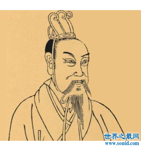 中国历史上最伟大的皇帝,带给我们繁华的经济。