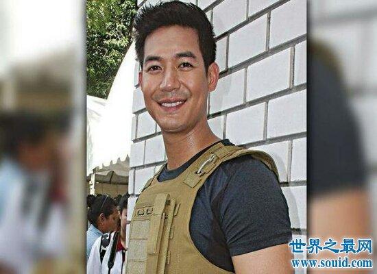 最帅气的泰国男明星排行榜 快来看看有没有你家男神