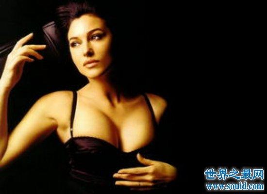 全球最性感的女明星排行,第一绝对实至名归!