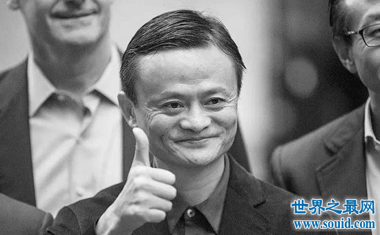马云身高简直是个谜,小个子筑造中国商界传奇