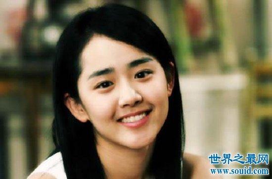 十大最美韩国女明星排行,林允儿第九,第一名竟然没有整过容
