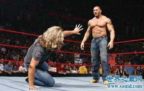 《银河护卫队》毁灭者巴蒂斯塔拒绝回归WWE