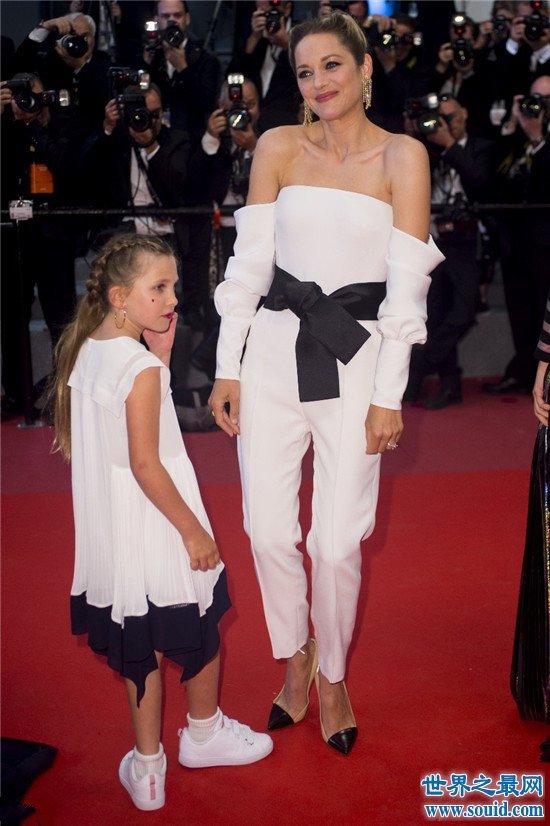 著名演员玛丽昂·歌迪亚 法国女人不止优雅而且香艳