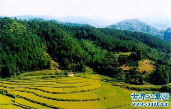中国历史上的七大天府之国,成都平原仅排第二?