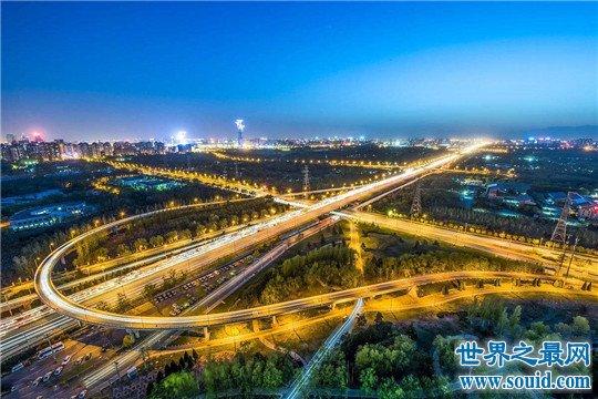 世界十大城市,中国入选3座(北上均上榜)