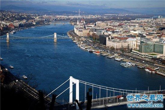 全球十大最美河流,竟然也是各个地方的母亲河