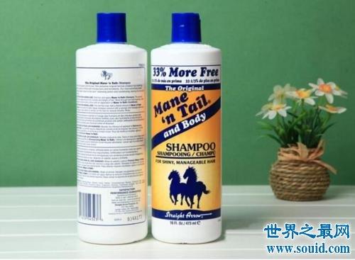 世界十大洗发水品牌 使用后让你拥有飘逸的头发