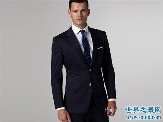 世界十大男士西装品牌,探究一秒变职场型男的秘密
