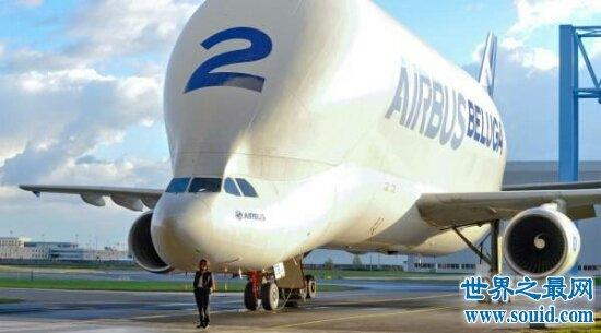 白鲸运输机在世界仅排第二 揭秘世界十大运输机