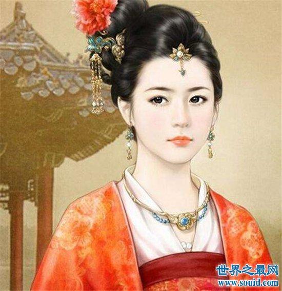 中国古代10大著名皇后,武则天怕是没有人不知道吧