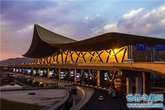 中国十大机场排行榜新鲜出炉,看看你所在的城市有没有上榜!