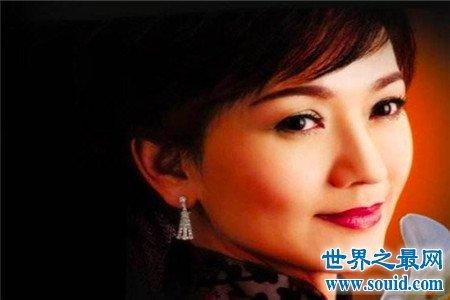 赵雅芝年龄一直是一个谜 如此年轻的她竟是这样保养的