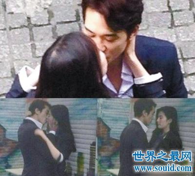 刘亦菲男友大曝光 他们真的分手了吗?