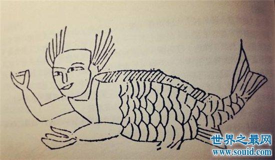 人面鱼长相奇特寿命很短,因为杂交而形成了这种鱼
